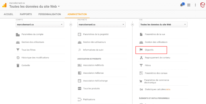 google-analytics-objectifs